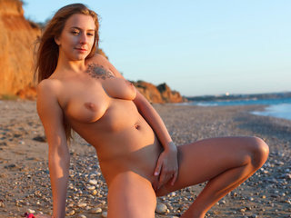 Solo On The Beach