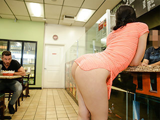 Booty Meat Sandwich